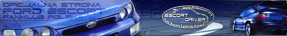 Oficjalna Strona Ford Escort FanKlub Polska
